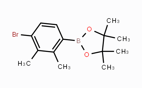 MC450373 | 2121511-55-3 | 4-Bromo-2,3-dimethylphenylboronic acid pinacol ester