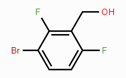 MC450393 | 438050-05-6 | (3-Bromo-2,6-difluorophenyl)methanol