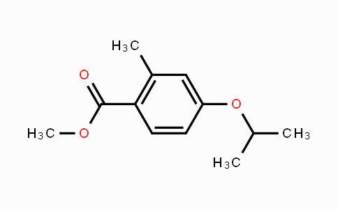 MC450394 | 175153-41-0 | Methyl 2-methyl-4-propan-2-yloxybenzoate