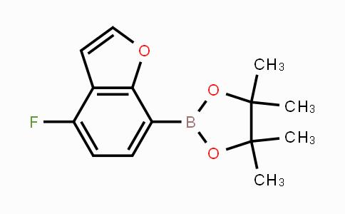 MC450425 | 2121511-48-4 | 4-Fluorobenzofuran-7-boronic acid pinacol ester