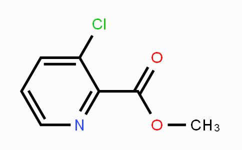 116383-98-3 | Methyl 3-chloropicolinate