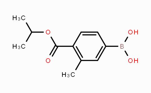 MC450442 | 2121513-23-1 | 4-(Isopropoxycarbonyl)-3-methylphenylboronic acid