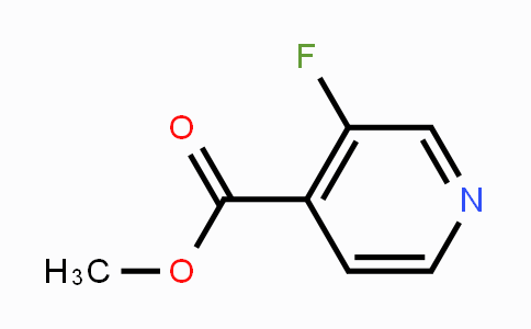 MC450504 | 876919-08-3 | Methyl 3-fluoroisonicotinate