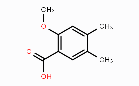 MC450516 | 91061-36-8 | 2-Methoxy-4,5-dimethylbenzoic acid