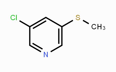 98627-01-1 | 3-Chloro-5-(methylthio)pyridine