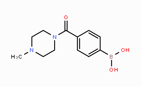 DY450585 | 374927-12-5 | 4-(4-Methylpiperazine-1-carbonyl)phenylboronic acid