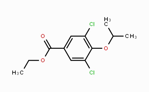 MC450600 | 40689-36-9 | Ethyl 3,5-dichloro-4-propan-2-yloxybenzoate