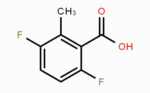 459836-92-1 | 3,6-Difluoro-2-methylbenzoic acid
