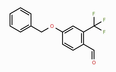 MC450624   678164-31-3   4-Benzyloxy-2-(trifluoromethyl)benzaldehyde