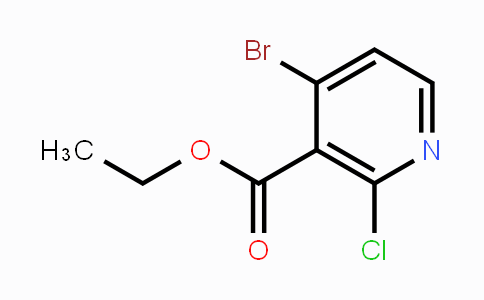 MC450651 | 1421621-12-6 | Ethyl 4-bromo-2-chloronicotinate