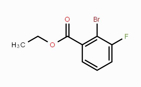 1131040-49-7 | Ethyl 2-bromo-3-fluorobenzoate