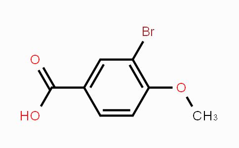 99-58-1 | 3-Bromo-4-methoxybenzoic acid