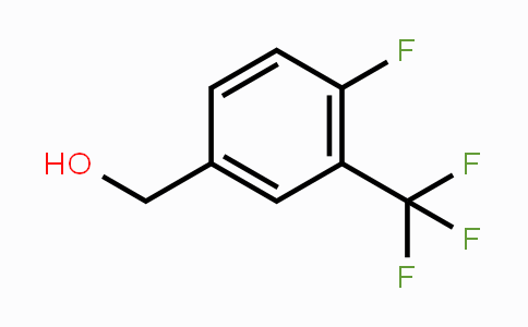 67515-61-1 | 4-Fluoro-3-(trifluoromethyl)benzyl alcohol