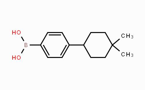 865360-61-8 | 4-(4,4-Dimethylcyclohexyl)phenylboronic acid