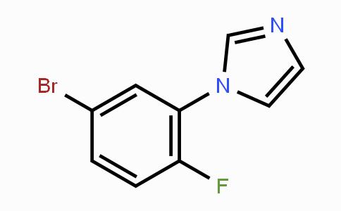 MC450758 | 425379-84-6 | 1-(5-Bromo-2-fluorophenyl)-1H-imidazole