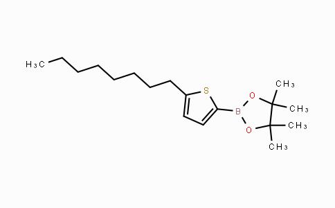 DY450789 | 925424-90-4 | 5-n-Octylthiophene-2-boronic acid pinacol ester