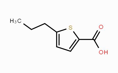 DY450795 | 63068-73-5 | 5-Propylthiophene-2-carboxylic acid