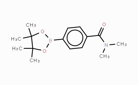 400727-57-3 | 4-(N,N-Dimethylaminocarbonyl)phenylboronic acid, pinacol ester