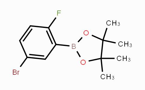 MC450817 | 942069-51-4 | 5-Bromo-2-fluorophenylboronic acid pinacol ester