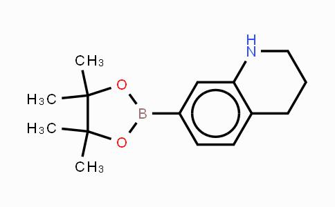 DY450843 | 1235142-07-0 | 7-(4,4,5,5-tetramethyl-1,3,2-dioxaborolan-2-yl)-1,3,4-trahydroquinoline