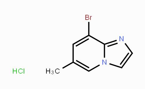 MC450892 | 957120-41-1 | 8-Bromo-6-methylimidazo[1,2-a]pyridine hydrochloride