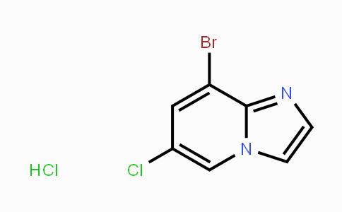 957120-39-7   8-Bromo-6-chloroimidazo[1,2-a]pyridine hydrochloride