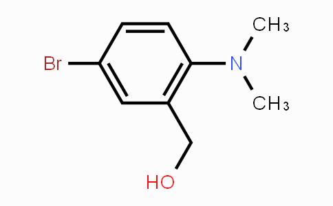 678986-52-2 | [5-Bromo-2-(dimethylamino)phenyl]methanol