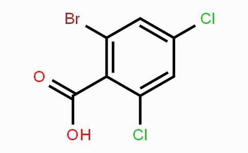 MC450949 | 650598-43-9 | 2-Bromo-4,6-dichlorobenzoic acid