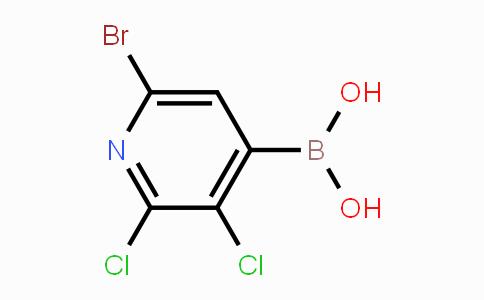 MC450973   2121514-12-1   6-Bromo-2,3-dichloropyridine-4-boronic acid
