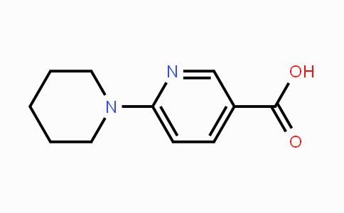 DY451009 | 120800-50-2 | 6-(1-Piperidinyl)pyridine-3-carboxylic acid