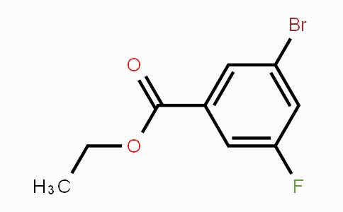 353743-43-8 | Ethyl 3-bromo-5-fluorobenzoate