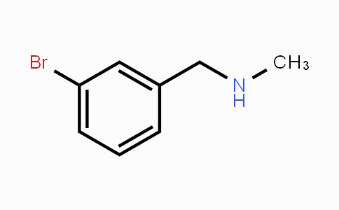 67344-77-8 | 3-Bromo-N-methylbenzylamine