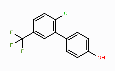 MC451080 | 634192-46-4 | 4-[2-Chloro-5-(trifluoromethyl)phenyl]phenol