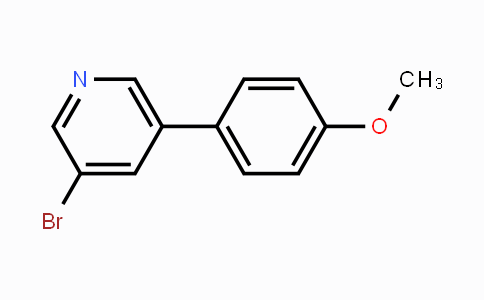 MC451085 | 452972-07-5 | 3-Bromo-5-(4-methoxyphenyl)pyridine