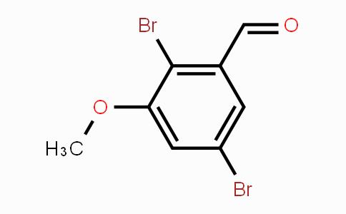 MC451087 | 856767-02-7 | 2,5-Dibromo-3-methoxybenzaldehyde
