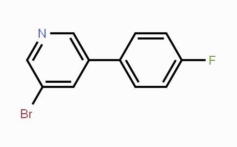 675590-04-2 | 3-Bromo-5-(4-fluorophenyl)pyridine