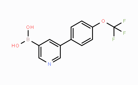 2121514-15-4 | 3-[4-(Trifluoromethoxy)phenyl]-pyridine-5-boronic acid