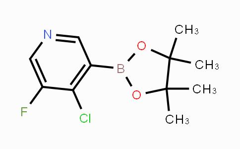2121513-37-7 | 4-Chloro-5-fluoropyridine-3-boronic acid pinacol ester