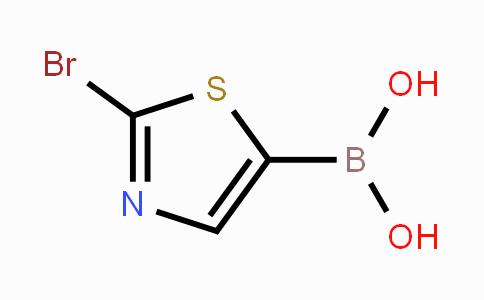 2121513-34-4 | 2-Bromothiazole-5-boronic acid