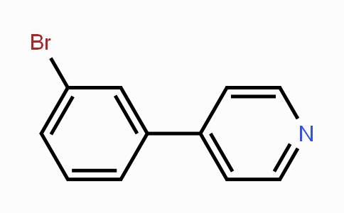4373-72-2 | 4-(3-Bromophenyl)pyridine