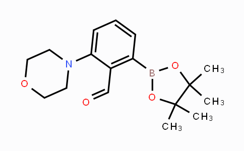 MC451162 | 2121512-13-6 | 2-Formyl-3-(morpholino)phenylboronic acid pinacol ester
