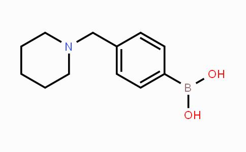 DY451166 | 1200434-84-9 | 4-(Piperidin-1-ylmethyl)phenylboronic acid