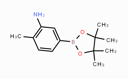 850689-28-0 | 3-Amino-4-methylphenylboronic acid pinacol ester