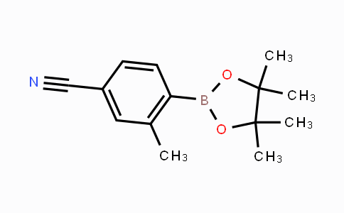 MC451208 | 848953-05-9 | 4-Cyano-2-methylphenylboronic acid pinacol ester