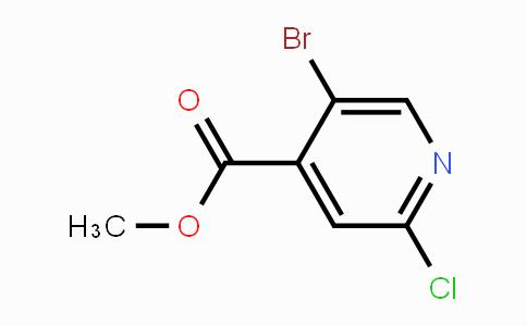 886365-28-2 | Methyl 5-bromo-2-chloroisonicotinate