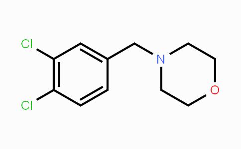 MC451211 | 212392-57-9 | 4-[(3,4-Dichlorophenyl)methyl]morpholine