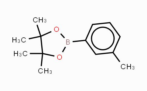 253342-48-2 | 3-(4,4,5,5-四甲基1,3,,2-二氧杂硼烷-二基)甲苯