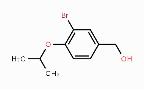 454186-08-4 | [3-bromo-4-(propan-2-yloxy)phenyl]methanol