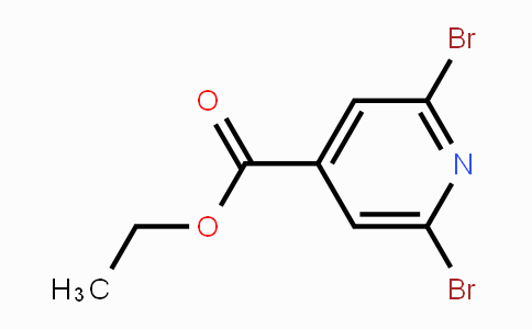 90050-70-7 | Ethyl 2,6-dibromopyridine-4-carboxylate