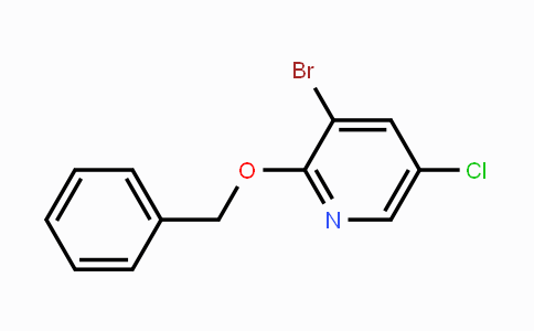 MC451267 | 202409-82-3 | 2-(Benzyloxy)-3-bromo-5-chloropyridine